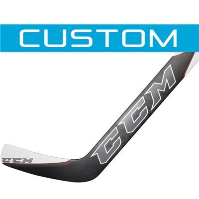 (CCM Premier Plus CUSTOM Composite Goalie Stick-6 Pack)