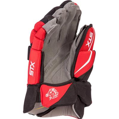 (STX Stallion 300 Hockey Gloves)