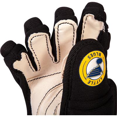 (CCM Little Blues Learn to Play Hockey Gloves)
