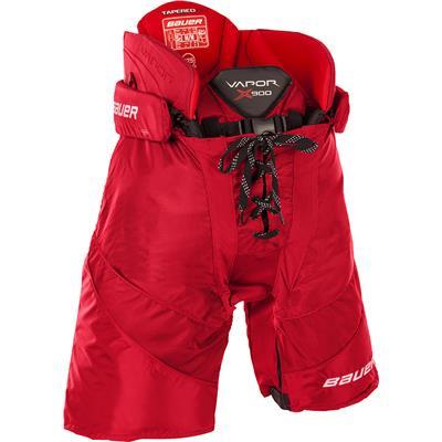 Red (Bauer Vapor X900 Hockey Pants)