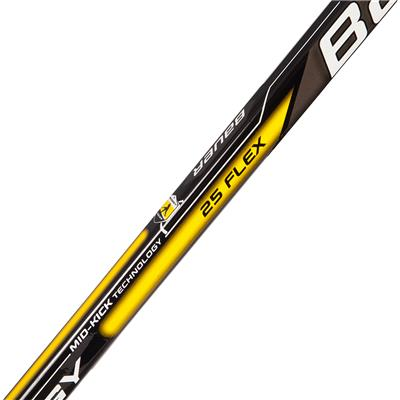 (Bauer Prodigy Composite Hockey Stick - 25 Flex)