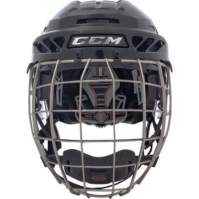 (CCM Fitlite 3DS Hockey Helmet Combo)