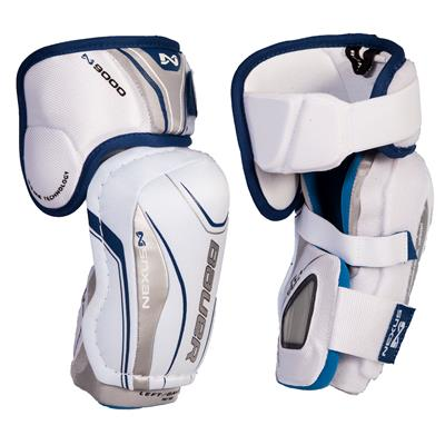 (Bauer Nexus N9000 Hockey Elbow Pads - Junior)