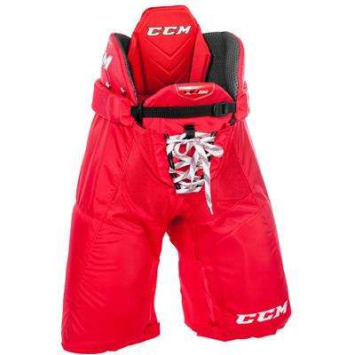 Red (CCM QuickLite 290 Hockey Pants)