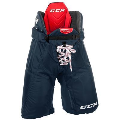 Navy (CCM QuickLite 290 Hockey Pants - Senior)