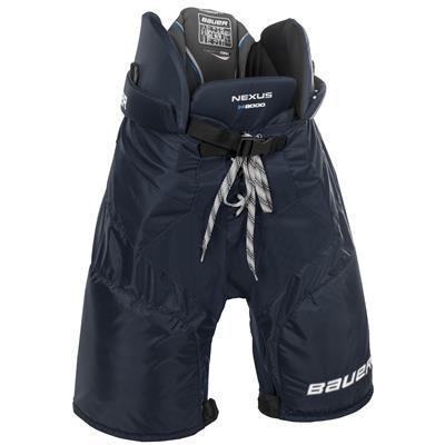 Navy (Bauer Nexus N8000 Hockey Pants - Junior)