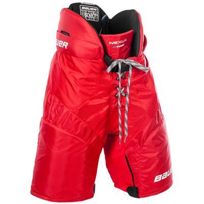 Red (Bauer Nexus N7000 Hockey Pants - Junior)