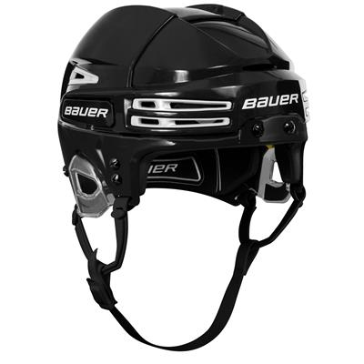 Black/White (Bauer RE-AKT 75 Hockey Helmet)