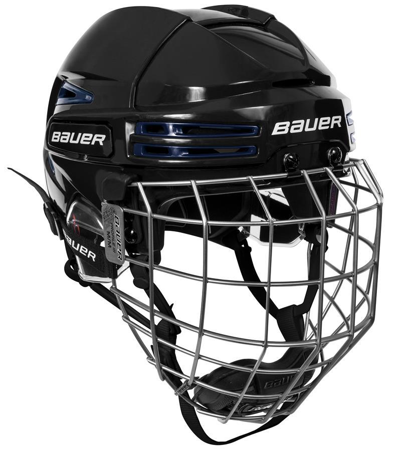 Bauer Re-AKT 75 Helmet Combo