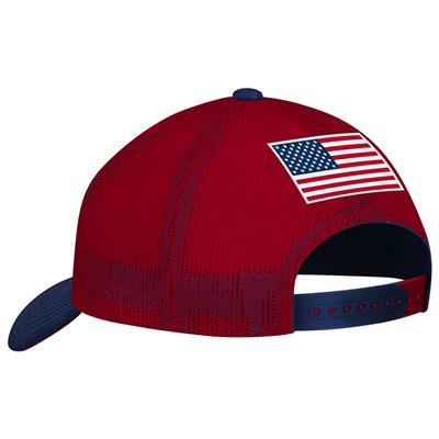 (CCM Team USA Structured Mesh Hat)