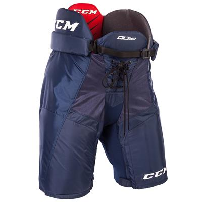 Navy (CCM QuickLite 250 Hockey Pants - Junior)
