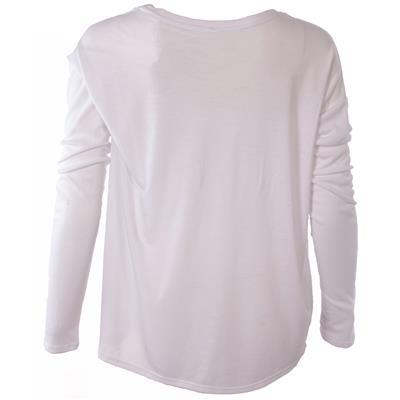 (Retro Brand Colorado Avalance Long Sleeve Tee Shirt)