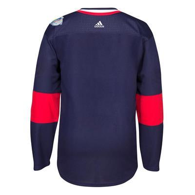 (Adidas World Cup of Hockey - Team USA Jersey)