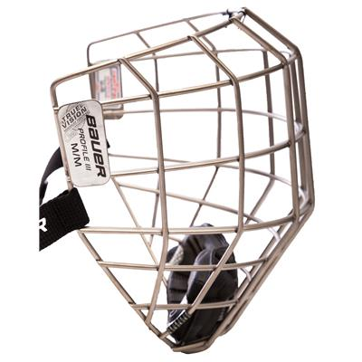 (Bauer Profile III Facemask)