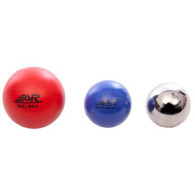 (A&R 3-Pack Stick Handling Balls)