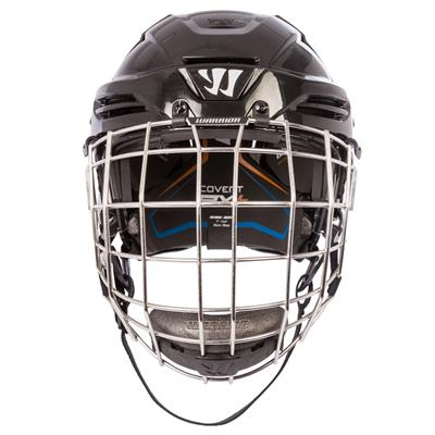 (Warrior Covert PX+ Hockey Helmet Combo)