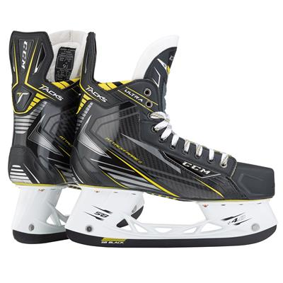 (CCM Ultra Tacks Ice Hockey Skates - Junior)