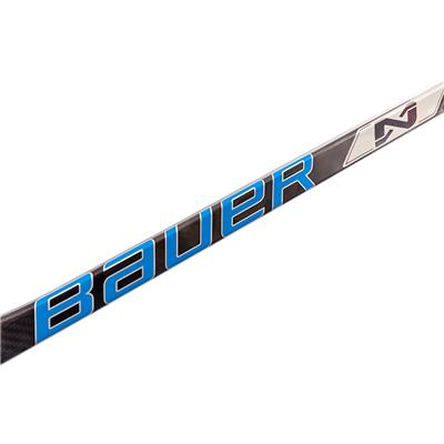 (Bauer Nexus N7000 Grip Composite Hockey Stick - 2017 Model)