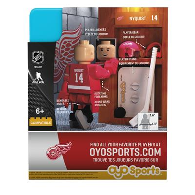 (OYO Sports Red Wings G3 NHL Mini Figures)
