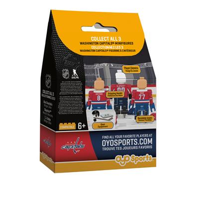 (OYO Sports Washington Capitals G3 Player Mystery Pack)