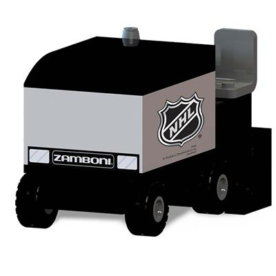 (OYO Sports NHL Logo Zamboni Machine)