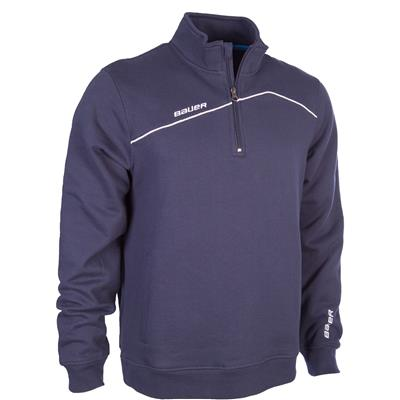 (Bauer Core 1/4 Zip Pullover Sweatshirt - Mens)