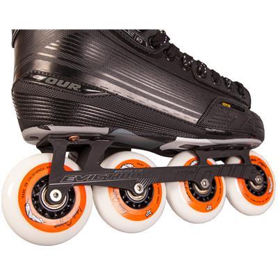 (Tour Code 3 Inline Hockey Skates - Junior)