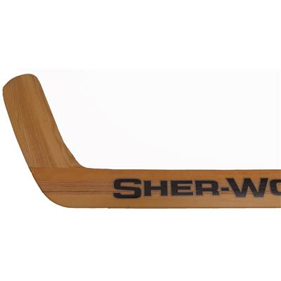 (Sher-Wood 530 Wood Goalie Stick)
