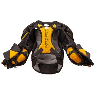 (Vaughn Velocity 7 XFP Goalie Chest And Arm Protector - Intermediate)