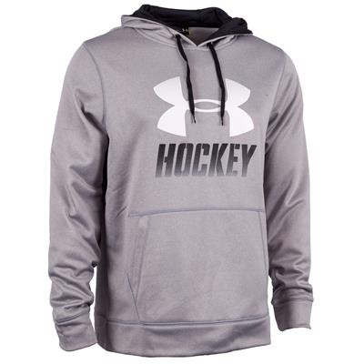 (Under Armour Hockey Wordmark Hoodie)
