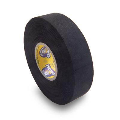 Howies Cloth Black Hockey Tape - 1.5 Inch (Cloth Black Hockey Tape - 1.5 Inch)