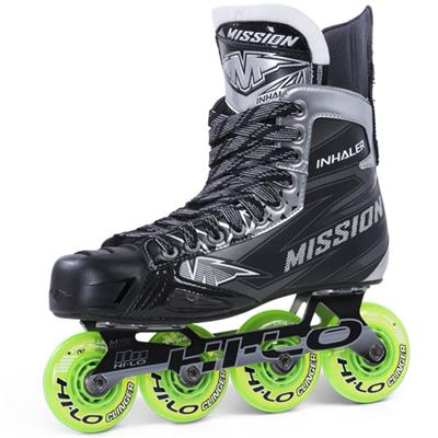 Mission Inhaler NLS:04 Inline Hockey Skates (Mission Inhaler NLS:04 Inline Hockey Skates)
