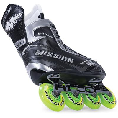 Mission Inhaler NLS:04 Inline Hockey Skates (Mission Inhaler NLS:04 Inline Hockey Skates)