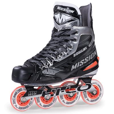 Mission Inhaler NLS:03 Inline Hockey Skates (Mission Inhaler NLS:03 Skates)