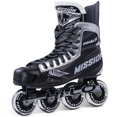 Mission Inhaler NLS:06 Inline Hockey Skates (Mission Inhaler NLS:06 Inline Hockey Skates)
