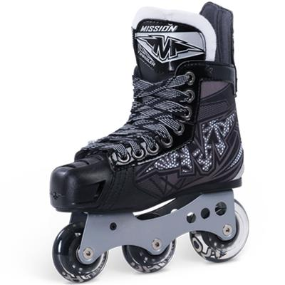 Mission Inhaler NLS:06 Inline Hockey Skates (Mission Inhaler NLS:06 Inline Hockey Skates - Youth)