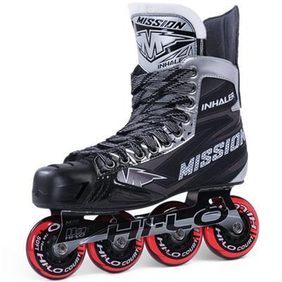 Mission Inhaler NLS:05 Inline Hockey Skates (Bauer Inhaler NLS:05 Inline Hockey Skates)