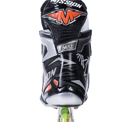 Mission Inhaler NLS:01 Inline Hockey Skates (Mission Inhaler NLS:01 Inline Hockey Skates)