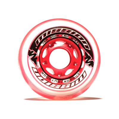 Mission CSX Inline Hockey Wheels (Mission CSX Inline Hockey Wheels)