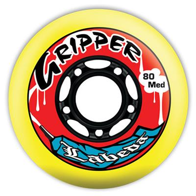 Labeda Gripper Inline Hockey Wheel (Labeda Gripper Inline Hockey Wheel - Medium)