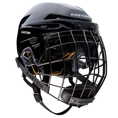 Easton E700 Hockey Helmet (Easton E700 Hockey Helmet w/Cage)