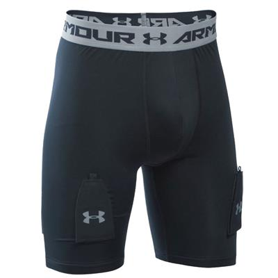 Under Armour Purestrike Compression Hockey Jock (Under Armour Purestrike Comp Jock w/Cup)