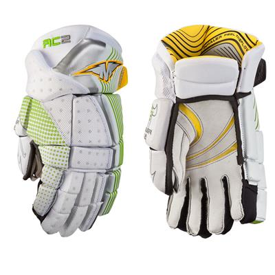 Mission Inhaler AC2 Hockey Gloves (Mission Inhaler AC2 Hockey Gloves - Junior)