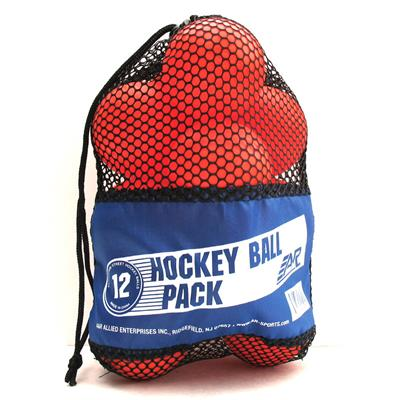 A&R Inline Hockey Balls (A&R Inline Hockey Balls - 12 Pack)
