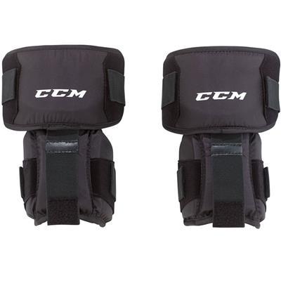 CCM Legal Hockey Goalie Thigh and Knee Protector (CCM Legal Hockey Goalie Thigh and Knee Guards)