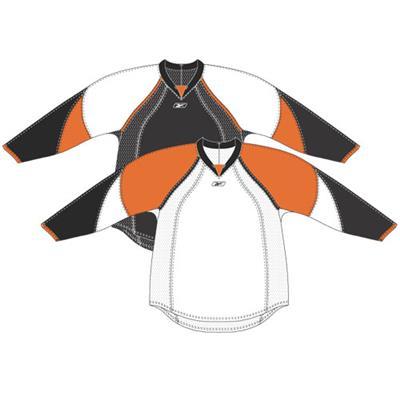 Philadelphia Flyers (Reebok 25P00 NHL Edge Gamewear Hockey Jersey - Philadelphia Flyers)