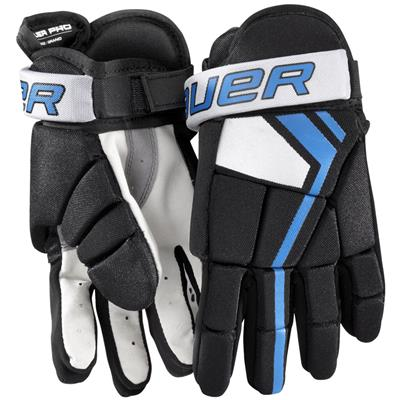 Bauer Pro Hockey Gloves (Bauer Pro Street Hockey Gloves)