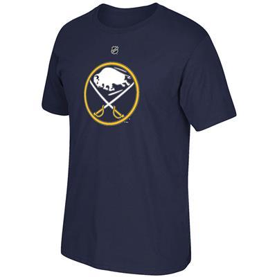 Reebok 3404A Eichel Short Sleeve (Reebok Buffalo Sabres Short Sleeve Player Tee - Eichel)