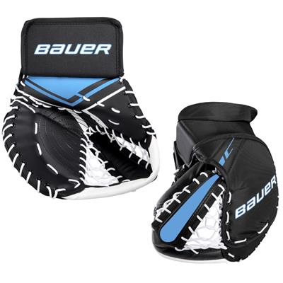 Bauer Street Hockey Goalie Catcher (Bauer Street Hockey Goalie Catch Glove Senior)