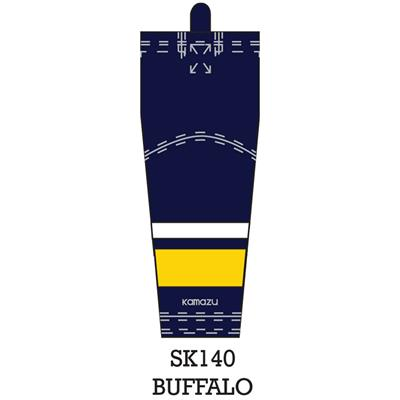 Kamazu FlexxICE LITE SK140 NHL Team (FlexxICE LITE SK140 NHL Team Hockey Socks - Buffalo Sabres)